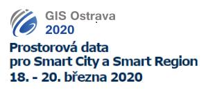 Registrácia na sympózium GIS Ostrava 2020