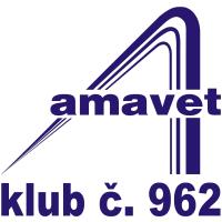 Logo AMAVET klubu č. 962