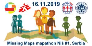 Organizujeme prvý srbský Missing Maps mapathon na Fakulte elektroniky Univerzity v Niš.