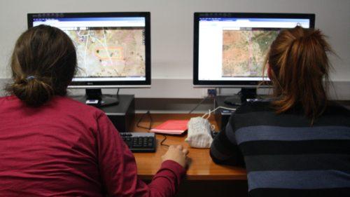 Registrácia na 2. bratislavský Missing Maps mapathon, foto: Miloslav Ofúkaný
